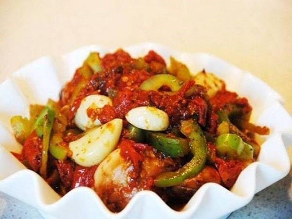 Cách làm món thịt dê xào sa tế ngon khó tả chỉ đơn giản 3 bước tại nhà